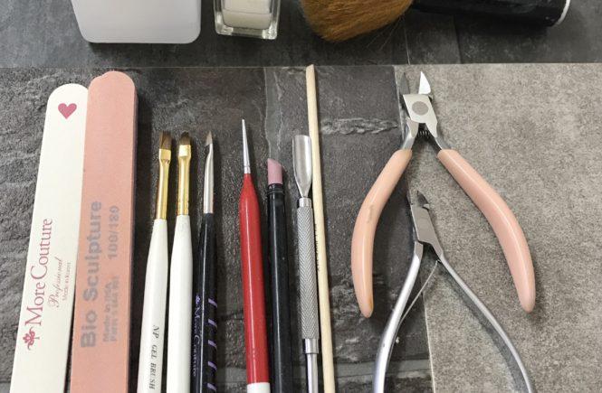 ジェルネイルに必要な道具とおすすめネイル用品