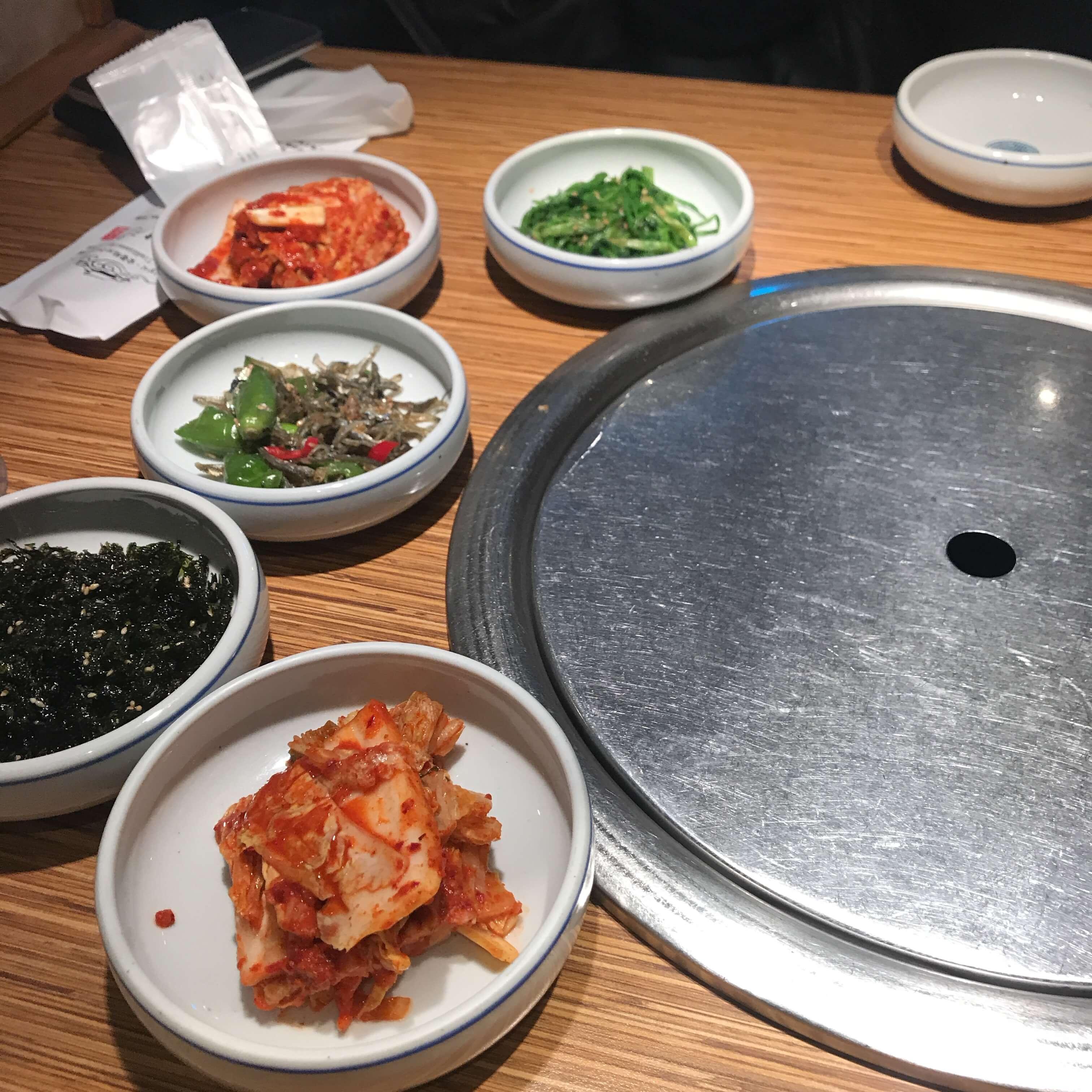 韓国 焼肉 ランチ おすすめ 王妃家 1