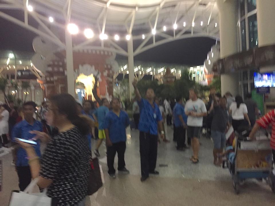 バリ島 3泊5日 プラン 費用 デンパサール空港 白タク
