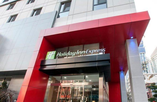 【韓国・ソウルの旅】明洞の格安ホテル ホリデイ・インエクスプレスソウル乙支路