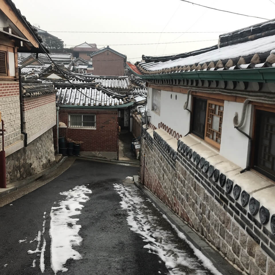 ソウル 2泊3日 グルメ 食べ歩き プラン 北村韓屋村