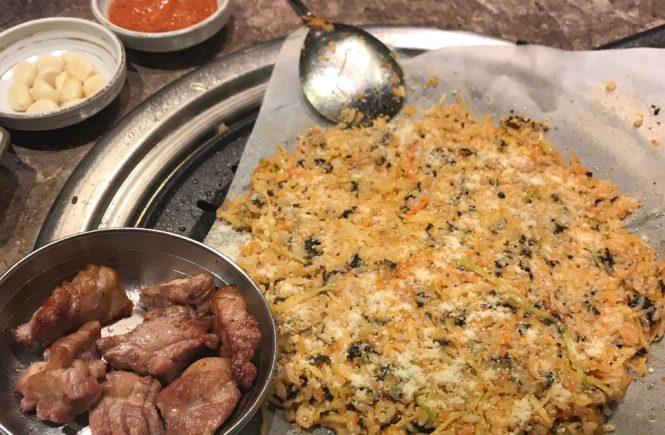 韓国 焼肉 おすすめ モクサル 肉典食堂 2号店9