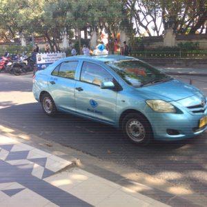 bluebird taxi 見分け方