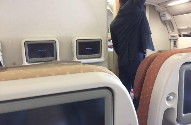 シンガポール航空 機内食 レビュー