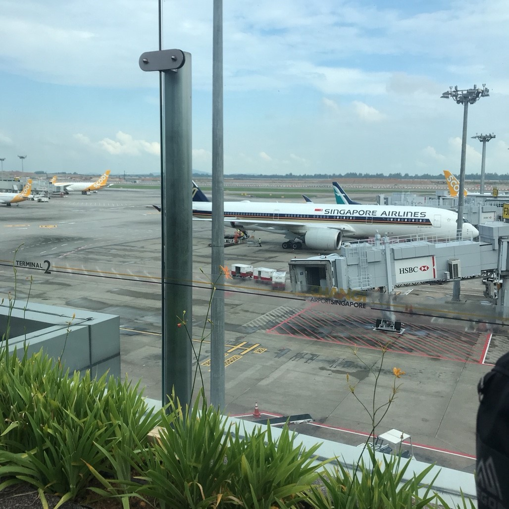 シンガポール航空のセールでバリ島行き航空券を格安ゲット!