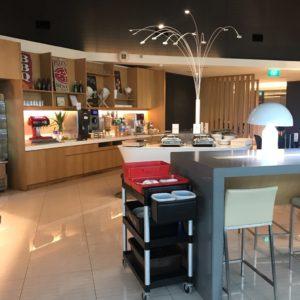 シンガポール・チャンギ空港「AMBASSADOR TRANSIT LOUNGE(第2ターミナル)」