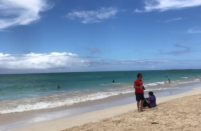 カイルアビーチ 行き方