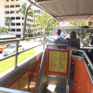 ハワイ シャトルバス jcbカード