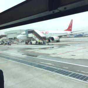 イースター航空でソウルへ