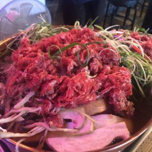サンドミプルコギ 肉