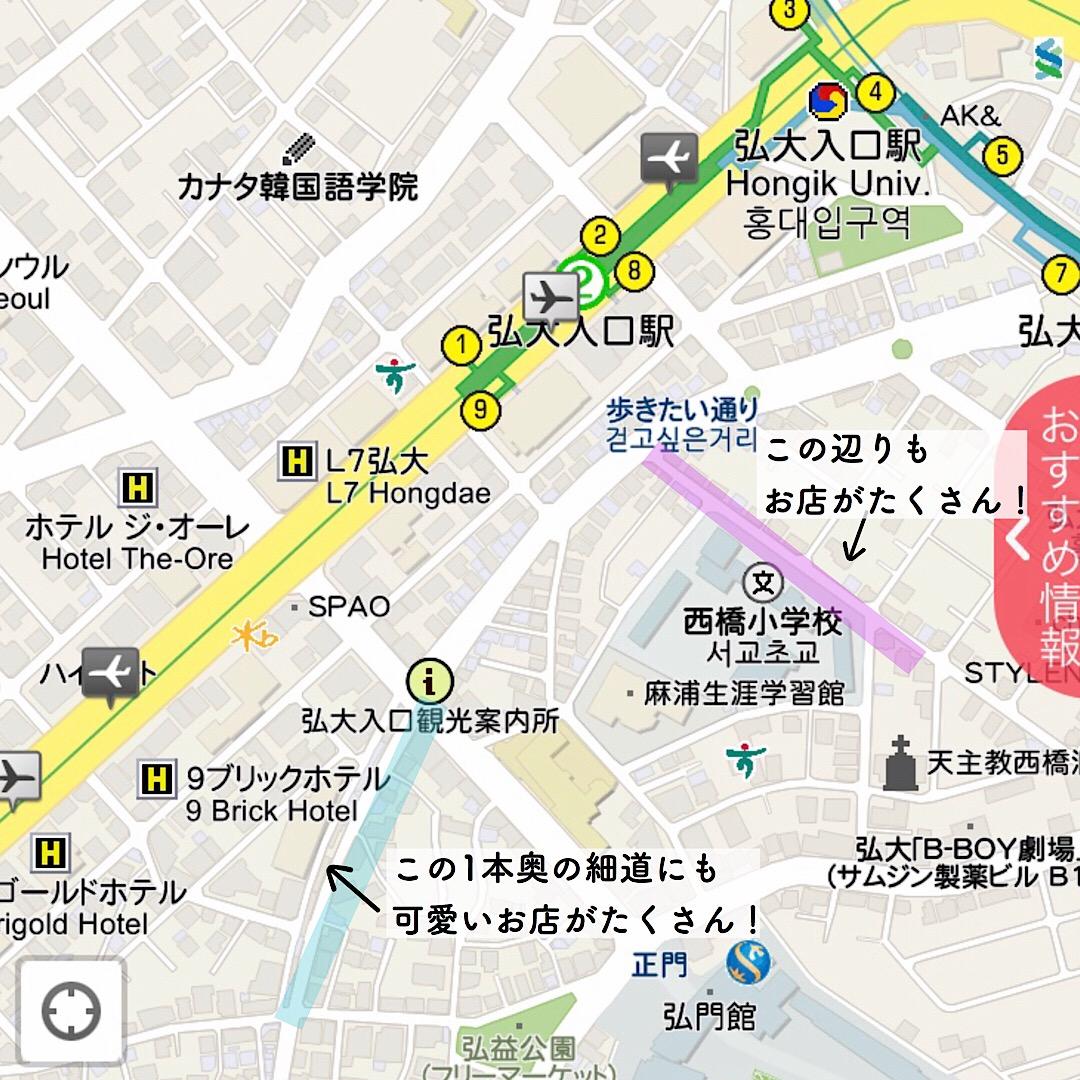 ホンデ 地図