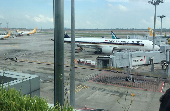 シンガポール航空 マイル