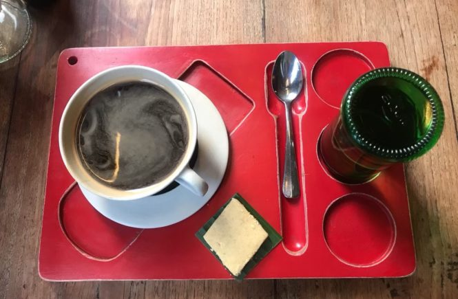 ウブド カフェ スニマン Coffee Studio コーヒー