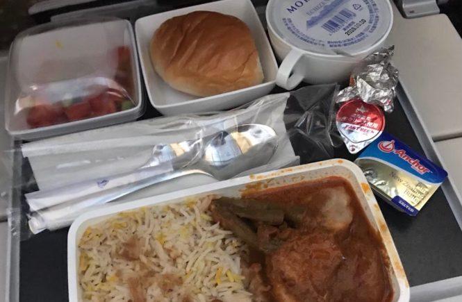 シンガポール航空 機内食 ブログ インターナショナル