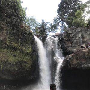 トゥグヌンガンの滝 迫力