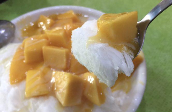 芒果雪花冰2
