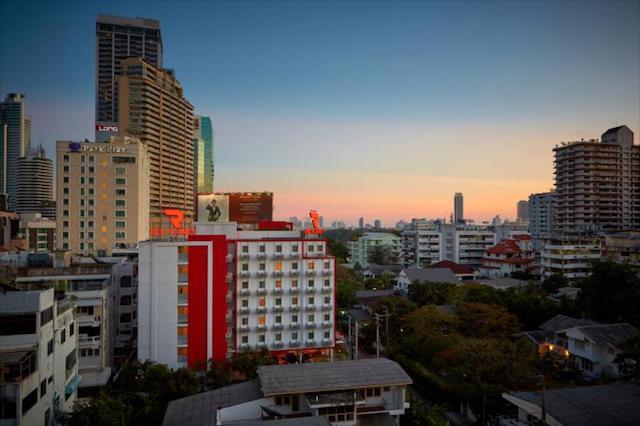 レッド プラネット バンコク アソーク (Red Planet Bangkok Asoke)