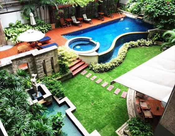 シーロム セリーン ホテル (Silom Serene Hotel) バンコク ホテル おすすめ 格安