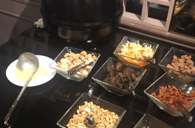 ホテルリラックス2 朝食 おかゆ