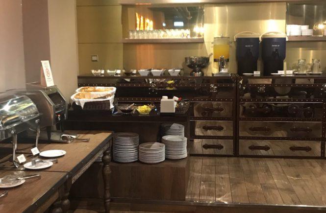 ホテルリラックス2 朝食9