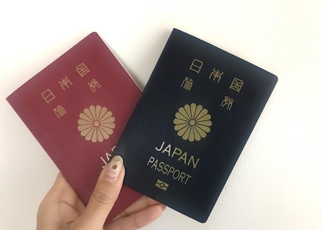 パスポート 海外旅行 持ち物