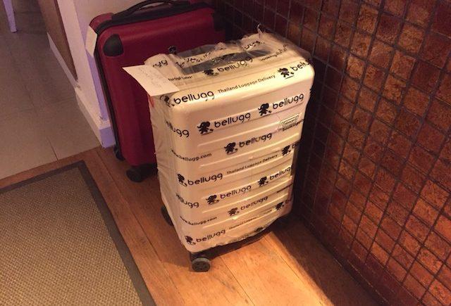 バンコクの空港・ホテル間の移動に荷物配送サービス「Bellugg」が便利!