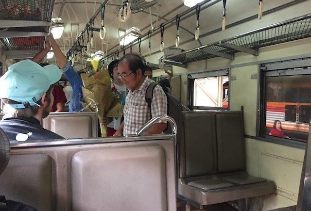 アユタヤ 行き方 電車28